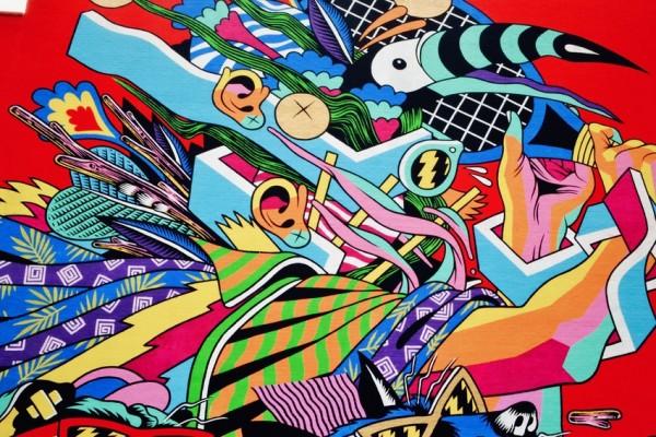Hip Hop mural